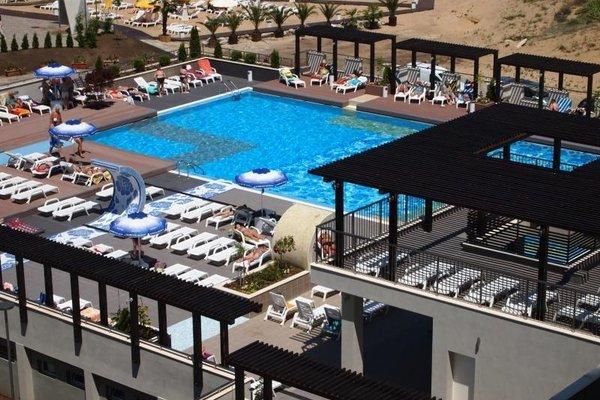 Bourgas Beach Hotel - Все включено - фото 0