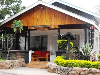 Гостиница «Fish Eagle Inn», Озеро Нейваша