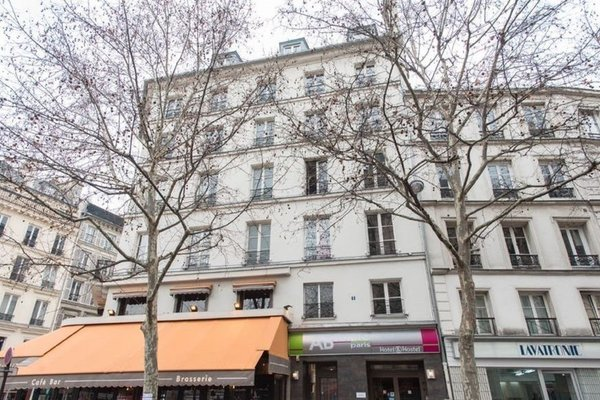 Absolute Hotel Paris Republique - фото 14