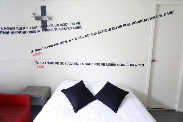 Absolute Hotel Paris Republique - фото 1