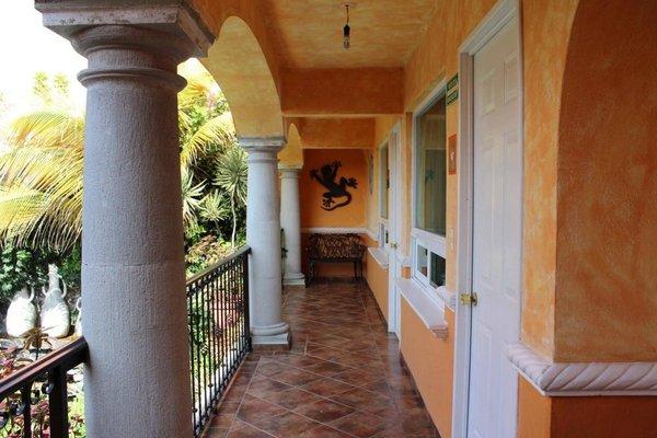 Hotel Casa Anturio - фото 10