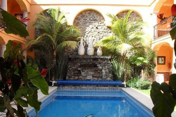 Hotel Casa Anturio - фото 12