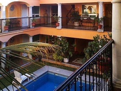 Hotel Casa Anturio - фото 14