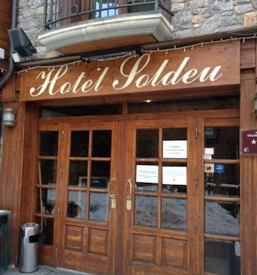 Hotel Soldeu Maistre - фото 17