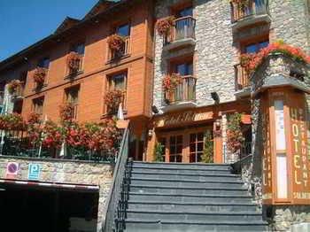 Hotel Soldeu Maistre - фото 20