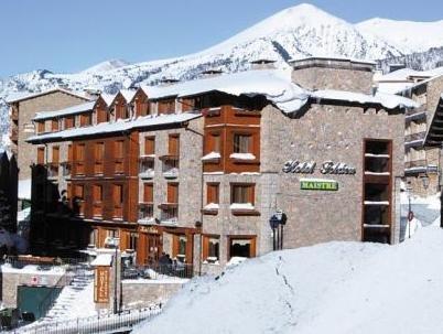 Hotel Soldeu Maistre - фото 23