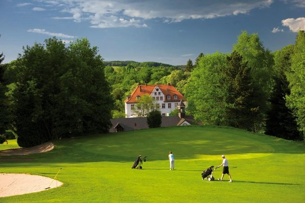 Althoff Grandhotel Schloss Bensberg - фото 21