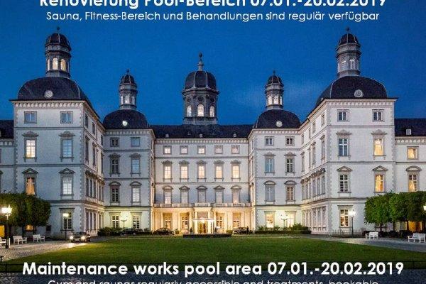 Althoff Grandhotel Schloss Bensberg - фото 23