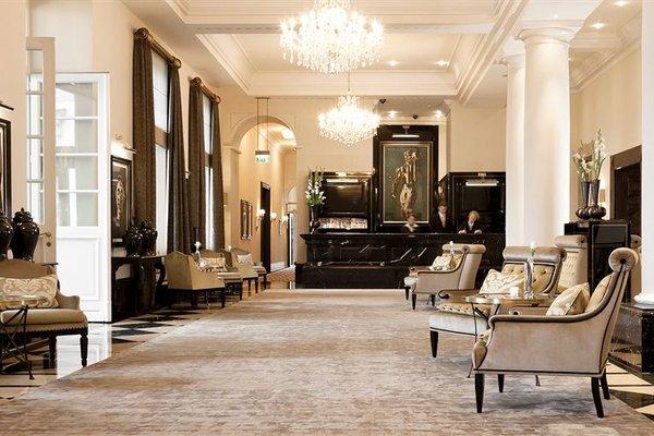 Althoff Grandhotel Schloss Bensberg - фото 5