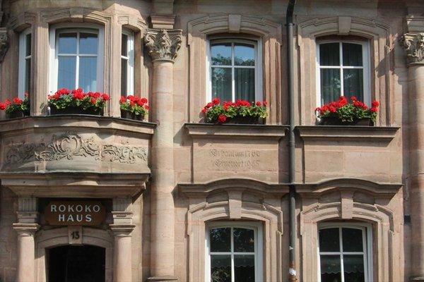 Hotel Rokokohaus - фото 19