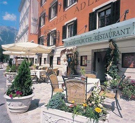 Hotel Schwarzer Adler Innsbruck - фото 22