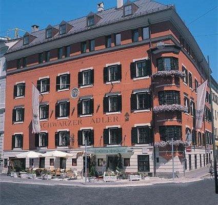 Hotel Schwarzer Adler Innsbruck - фото 23