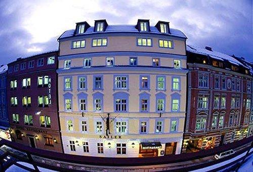 Hotel Sailer - фото 23
