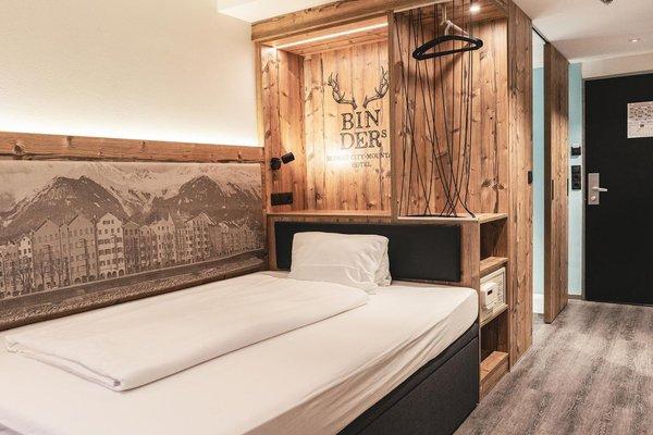 Austria Classic Hotel Innsbruck Binders Garni - фото 25