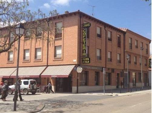 Hostal Puerta La Villa - фото 9