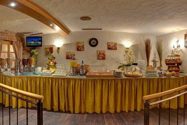 Cityhotel Schwarzer Bar Innsbruck - фото 15
