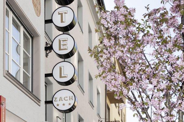 Hotel Zach - фото 23