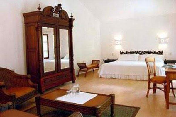 Гостиница «La Casa De Los Arboles», Ocuituco