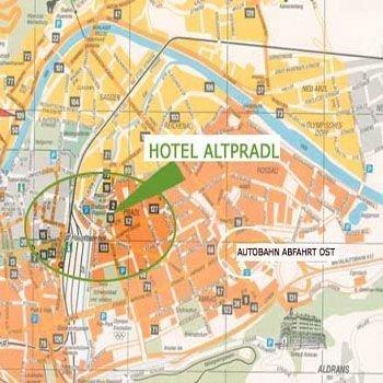 Hotel Altpradl - фото 15