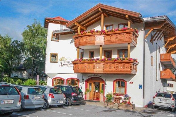 Hotel Sonnenhof Bed & Breakfast - фото 21