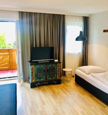 Hotel Sonnenhof Bed & Breakfast - фото 6