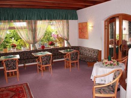 Hotel Sonnenhof Bed & Breakfast - фото 8