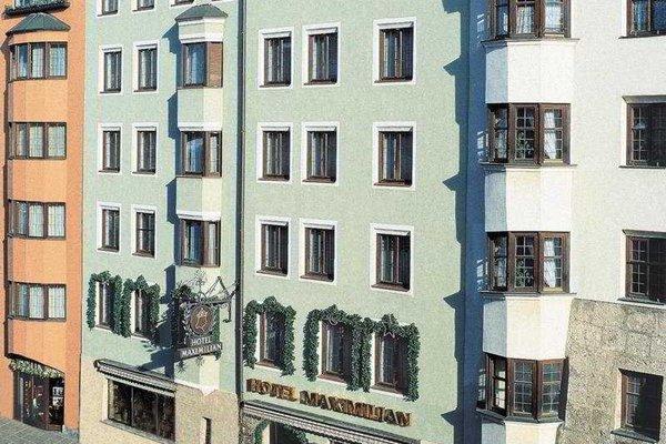 Hotel Maximilian - Stadthaus Penz - фото 22
