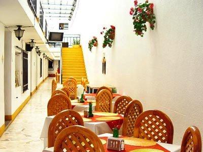 Hotel Meson de Carolina - фото 11