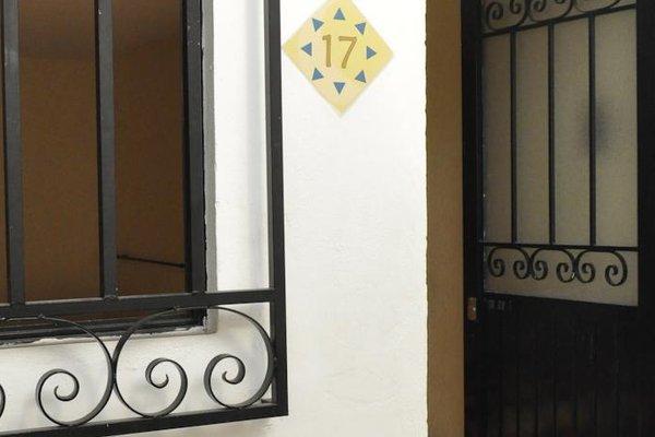 Hotel Meson de Carolina - фото 14