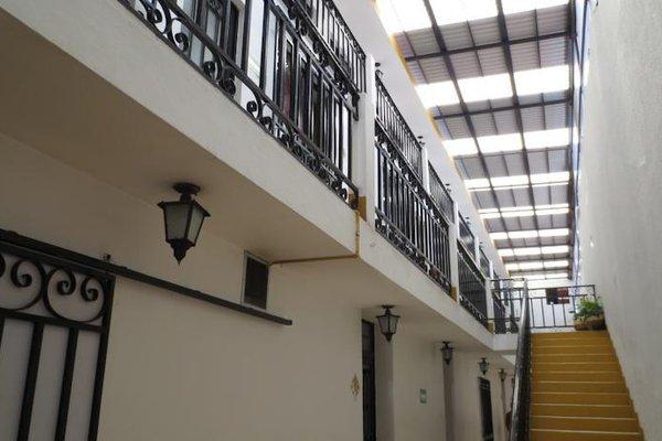 Hotel Meson de Carolina - фото 16