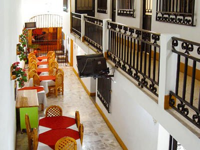 Hotel Meson de Carolina - фото 19