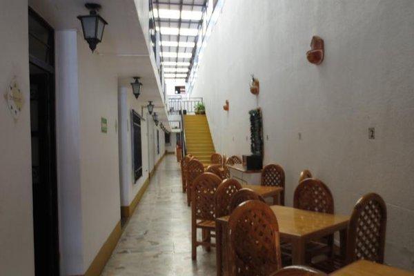 Hotel Meson de Carolina - фото 6