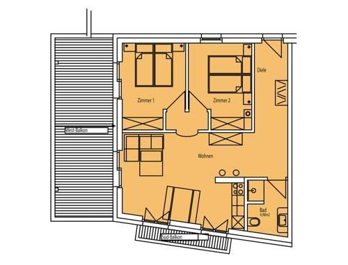 Kasperhof Apartments Innsbruck Top 6 - 7 - фото 15