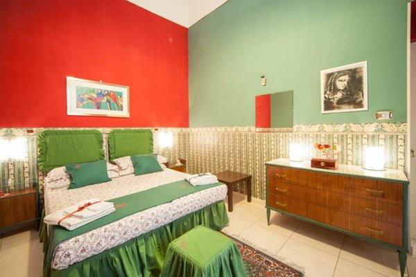 Geraci Suite Apartment - фото 7