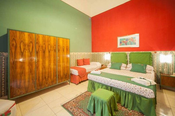 Geraci Suite Apartment - фото 8