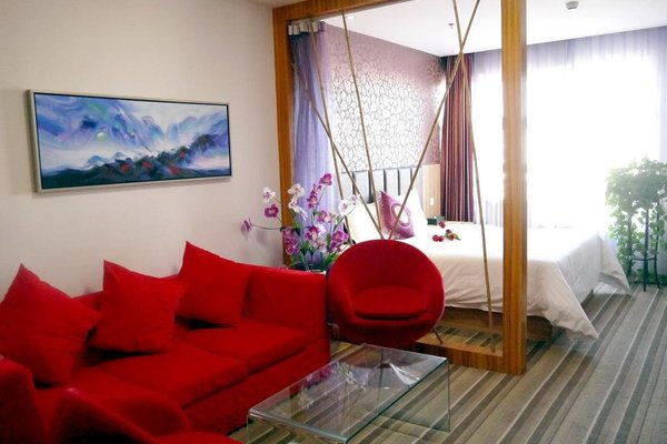 CYTS Shanshui Trends Hotel Beijing BaJiao - фото 6