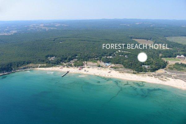 Hotel Forest Beach - фото 21