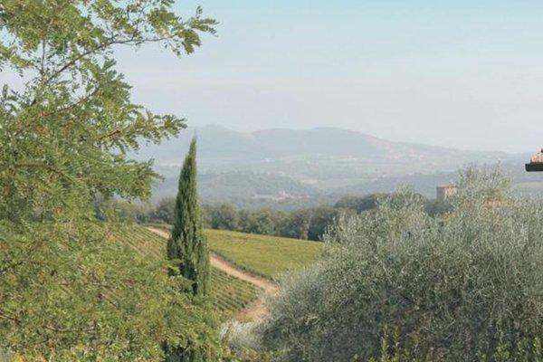 Holiday home Castelnuovo Berardenga Via Antica - фото 39