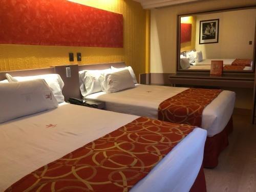 Hotel Guadalajara - фото 4