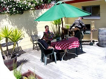 Beachside Sunnyvale Motel - фото 13