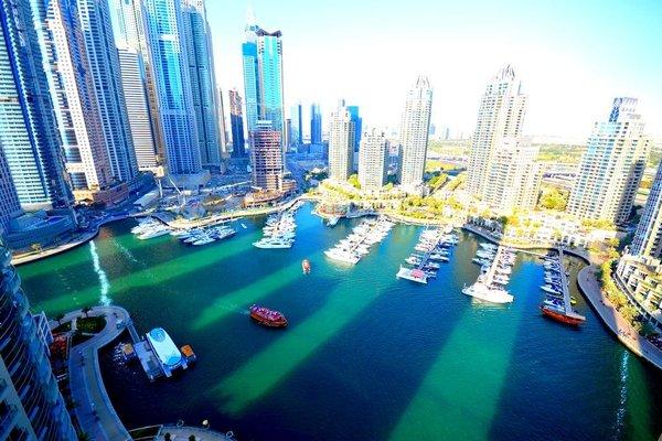 OkDubaiHolidays - Maha Marina Tower - фото 7