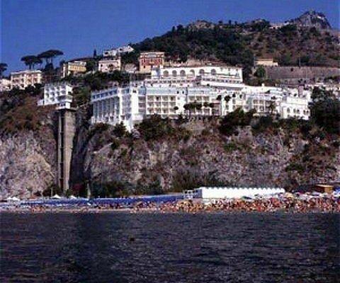 Гостиница «LLOYD S BAIA», Салерно