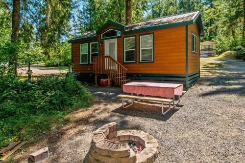 Photo of Chehalis Camping Resort Cottage 1