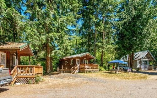 Photo of Chehalis Camping Resort One-Bedroom Cabin 2