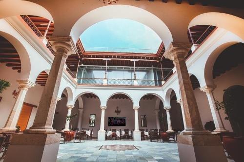 Hotel Parador de Alcala - фото 19