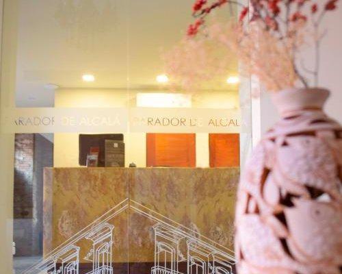 Hotel Parador de Alcala - фото 4
