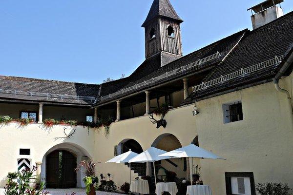 Hotel Schloss Moosburg - фото 19