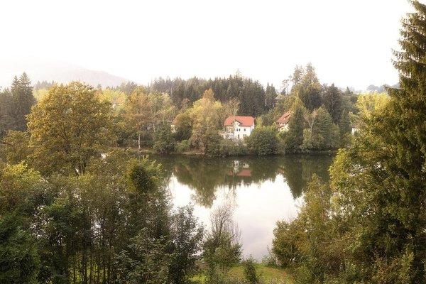 Hotel Schloss Moosburg - фото 20