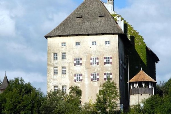 Hotel Schloss Moosburg - фото 22