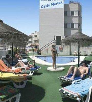 Гостиница «Costa Marina», Бенальмадена
